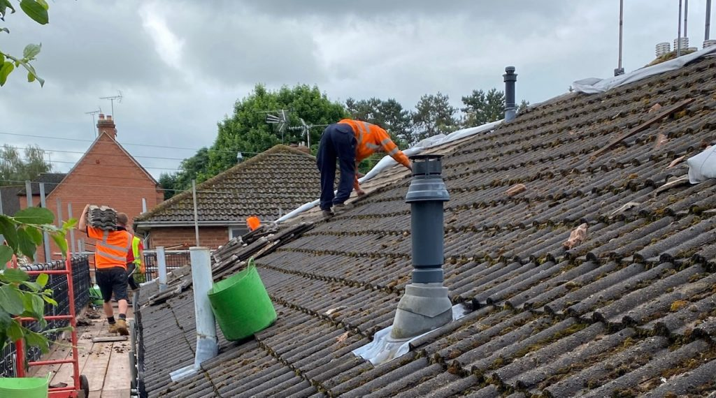 Getting your roof Autumn and Winter ready