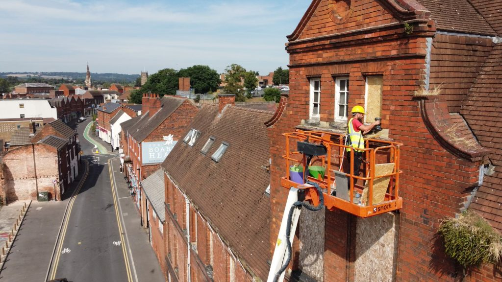 Redevelopment of the Old Magistrates Court, Kidderminster